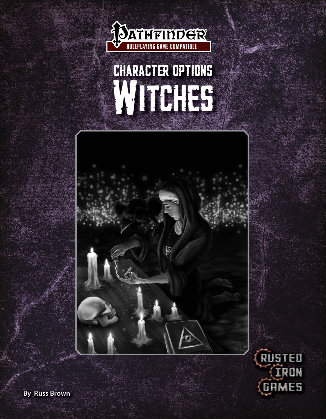 Character Options: Witches