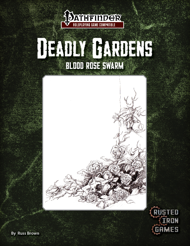 Deadly Gardens, Volume 2: Blood Rose Swarm