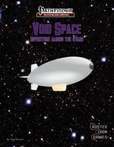 Void Space Cover Mockup