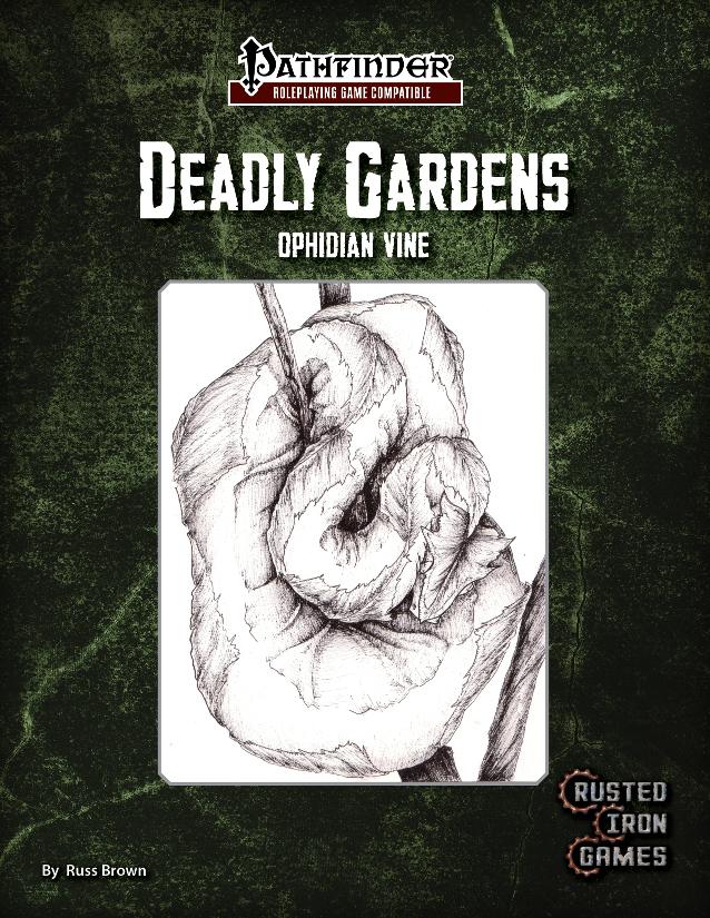Deadly Gardens, Volume 4: Ophidian Vine