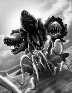 Hydra Vine by Graeme Cunningham