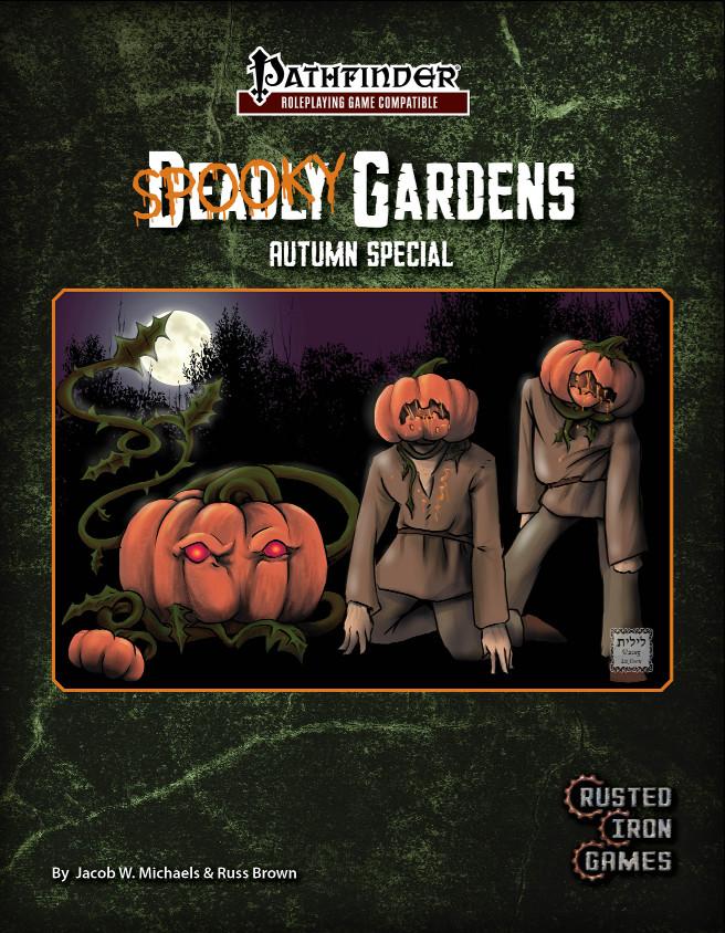 Spooky Gardens Autumn Special