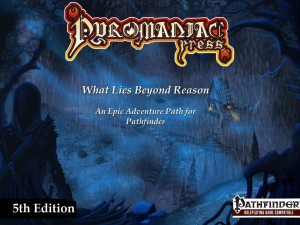 What Lies Beyond Reason Kickstarter