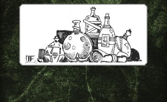 Deadly Gardens Extra: Natural Items 5E