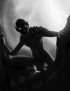 Deathcap Ghoul by Graeme Cunningham