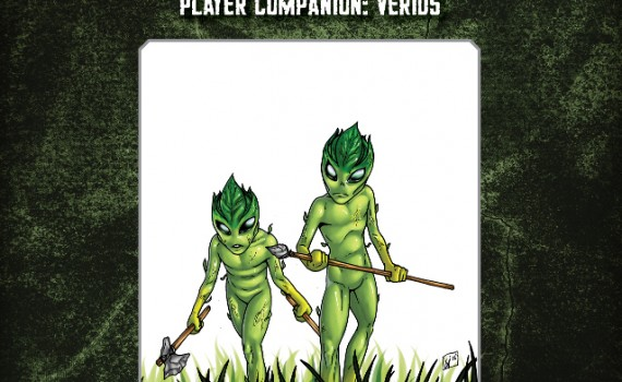 Deadly Gardens Player Companion: Verids